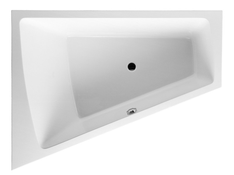 Corner bathtub PAIOVA   Bathtub by Duravit