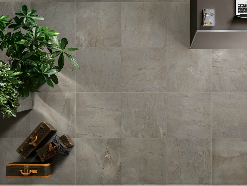 Porcelain stoneware wall/floor tiles with stone effect BRIT SHADOW by EDIMAX CERAMICHE