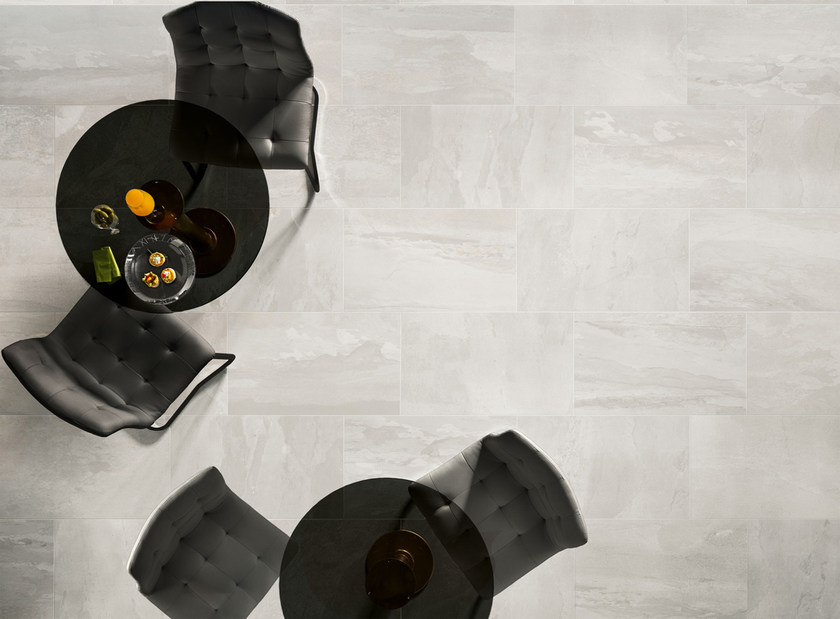 Porcelain stoneware wall/floor tiles with stone effect DISCOVERY LIGHT by EDIMAX CERAMICHE