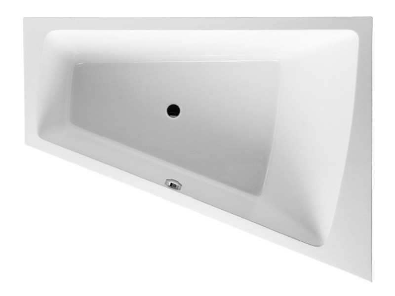 Corner bathtub PAIOVA | Bathtub by Duravit