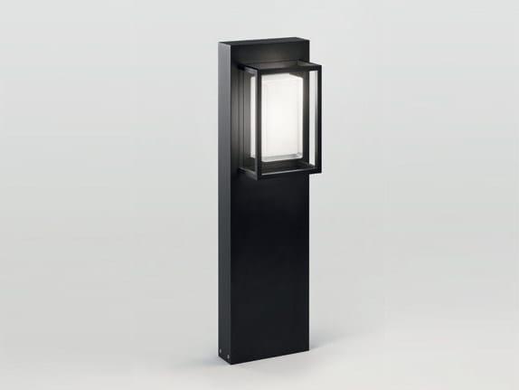 LED bollard light MONTUR M P 70 LED | Bollard light by Delta Light
