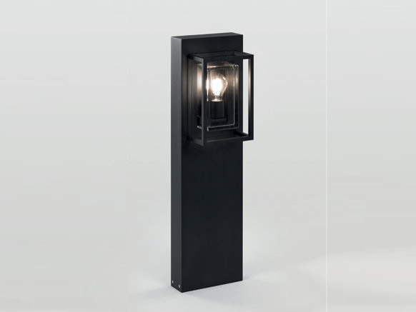 Bollard light for Public Areas MONTUR M P 70 E27   Bollard light by Delta Light