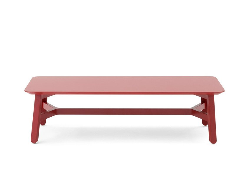 MDF bench CROISSANT | Bench by BILLIANI