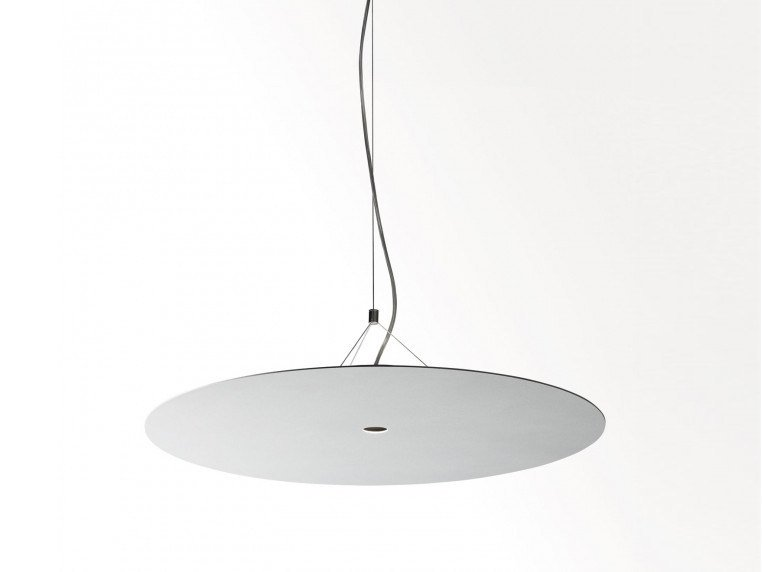 LED indirect light pendant lamp FLAC by Delta Light