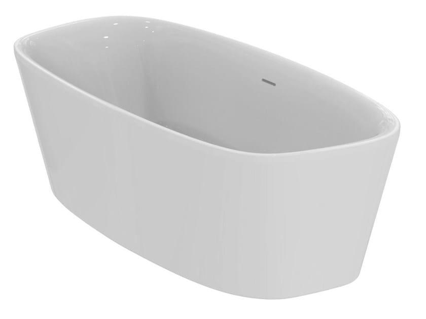 Vasca Da Bagno Ideal Standard : Vasca da bagno centro stanza in acrilico dea e by ideal standard