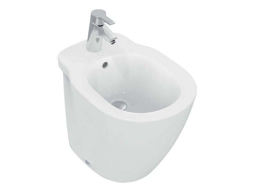 Ideal Standard Bidet Connect.Porcelain Bidet Connect E8078 By Ideal Standard