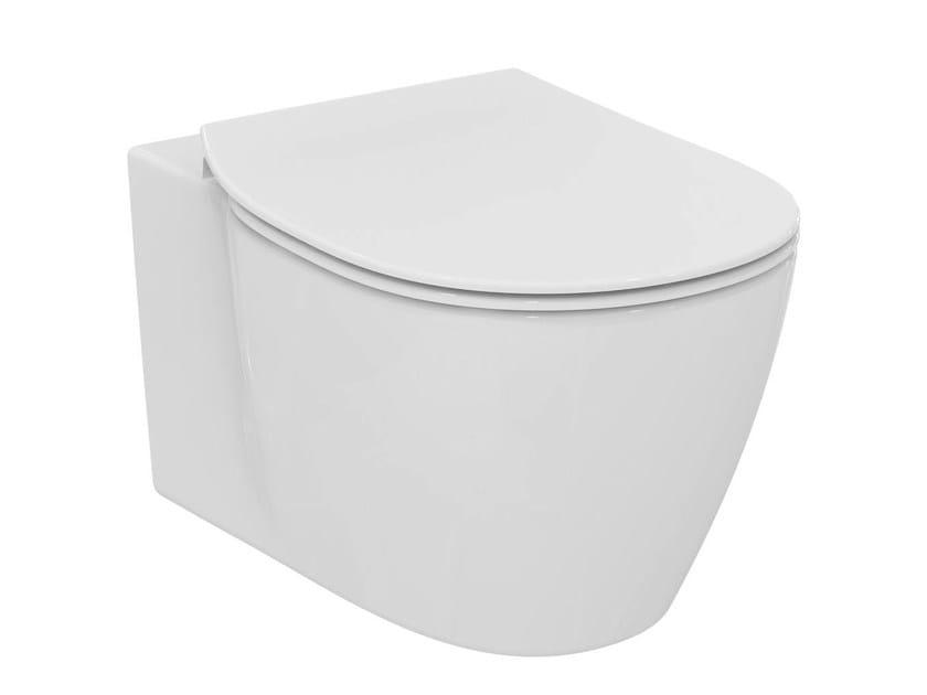 WC suspendu en céramique CONNECT - E7719 by Ideal Standard