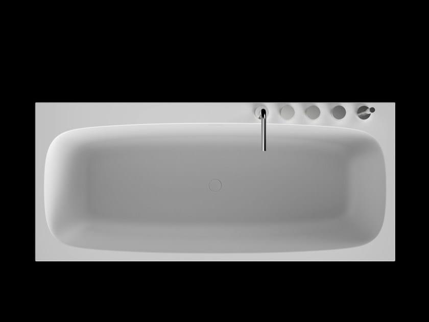 Vasca Da Bagno Boffi Prezzo : Vasca da bagno rettangolare in cristalplant ark boffi