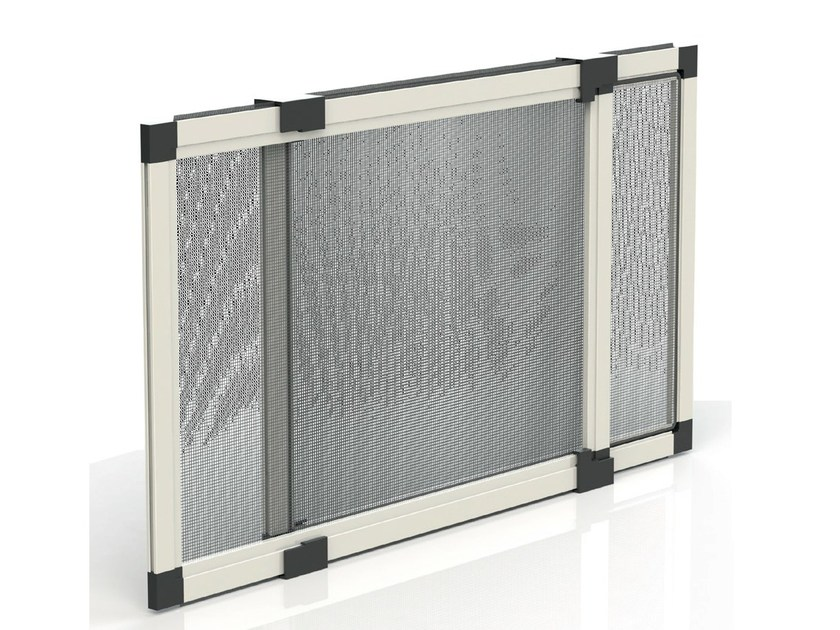 Fixed insect screen SLIDE by Mv Line