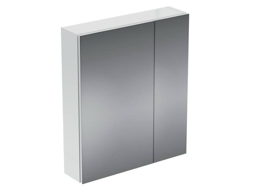 Espelho de parede com armazenamento para banheiro STRADA - K2667 by Ideal Standard