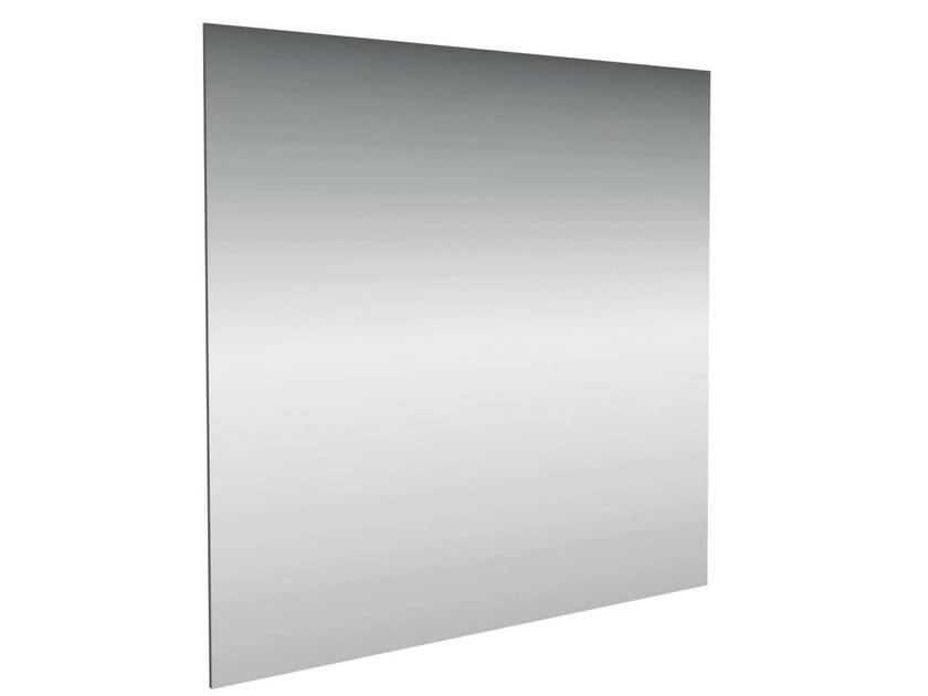 Specchio rettangolare a parete per bagno connect cm