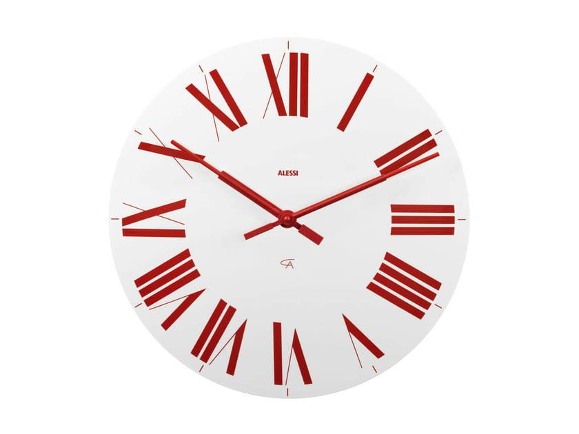 FIRENZE orologio da parete By Alessi design Achille ...