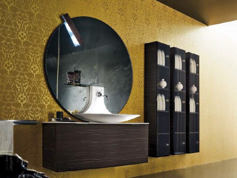 Wall-mounted vanity unit MAORI 12 | Vanity unit by Cerasa