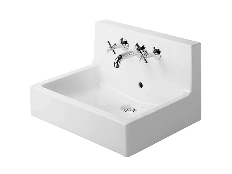 Ceramic washbasin VERO | Washbasin by Duravit