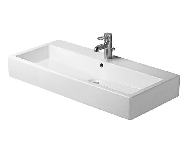 Ceramic washbasin VERO | Washbasin by Duravit