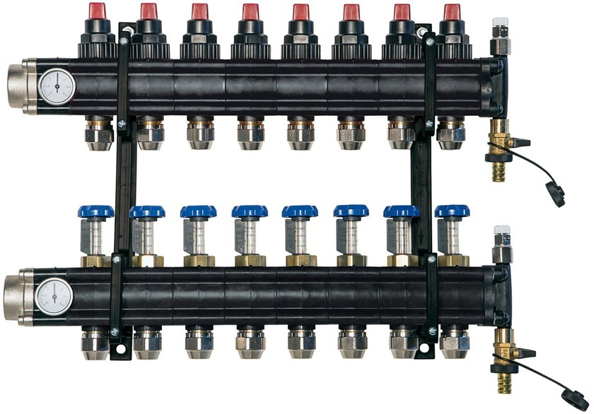 Manifold for drainage system PANTHEXEL by PANTHERM