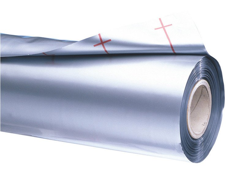 Thermal insulation for HVAC pipe THERMOFLUX by PANTHERM