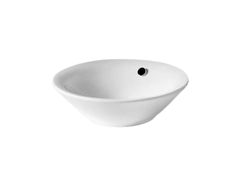 STARCK 1 | Countertop washbasin By Duravit design Philippe Starck