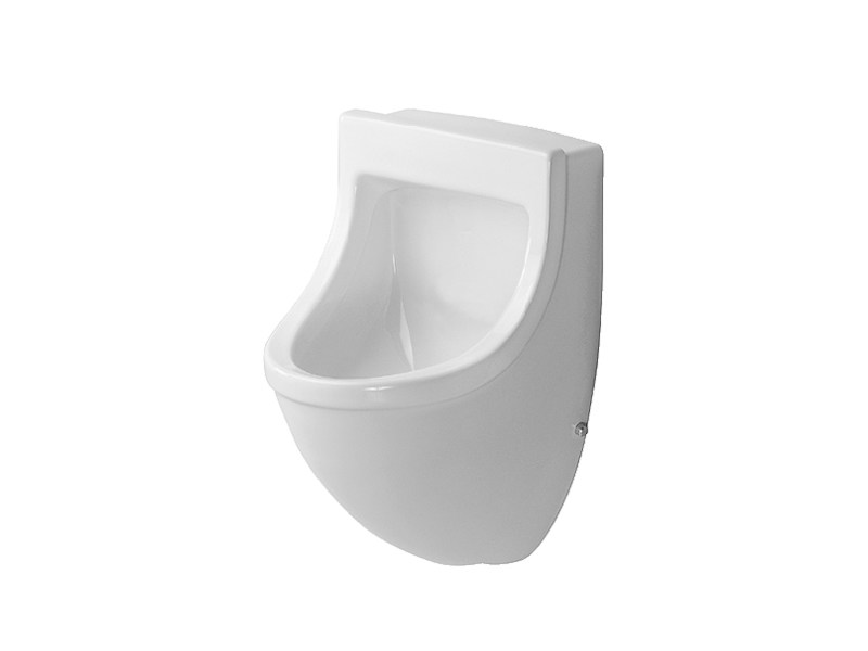 Suspended ceramic Urinal STARCK 3 | Urinal by Duravit