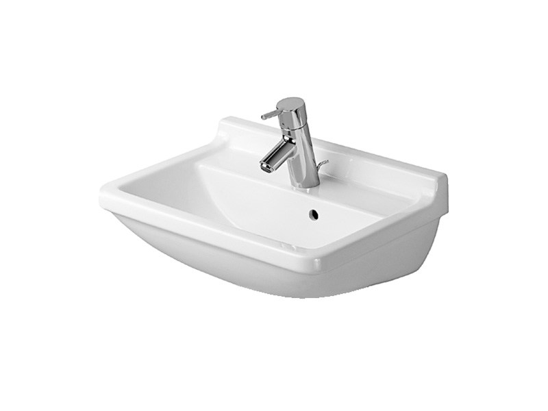 STARCK 3 | Washbasin By Duravit design Philippe Starck