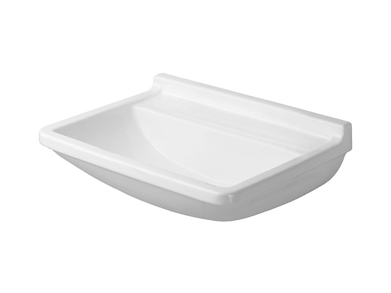 Ceramic Washbasin STARCK 3 | Washbasin By Duravit