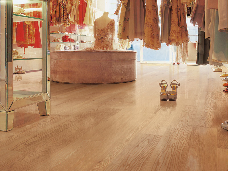 Multi-layer wood parquet CHROME by Woodco