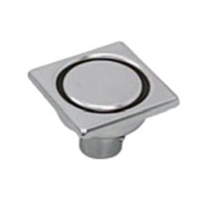 Chiusino Quadrato INOX  P062