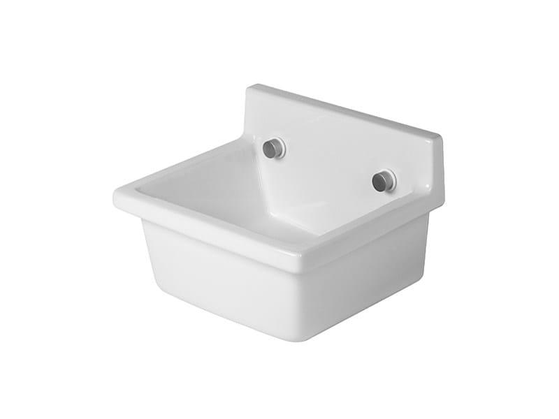 Ceramic utility sink STARCK 3 | Utility sink by Duravit