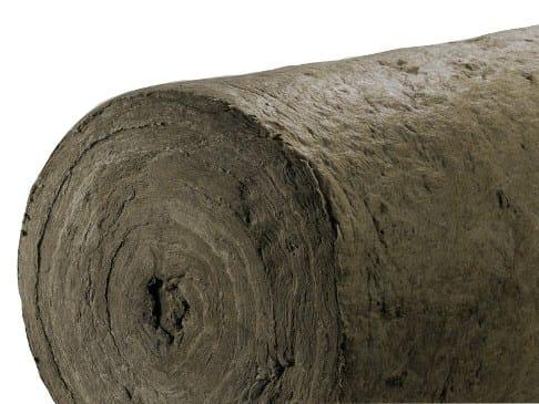 Sound insulation and sound absorbing felt in mineral fibre FIBRANgeo R-040 by Fibran