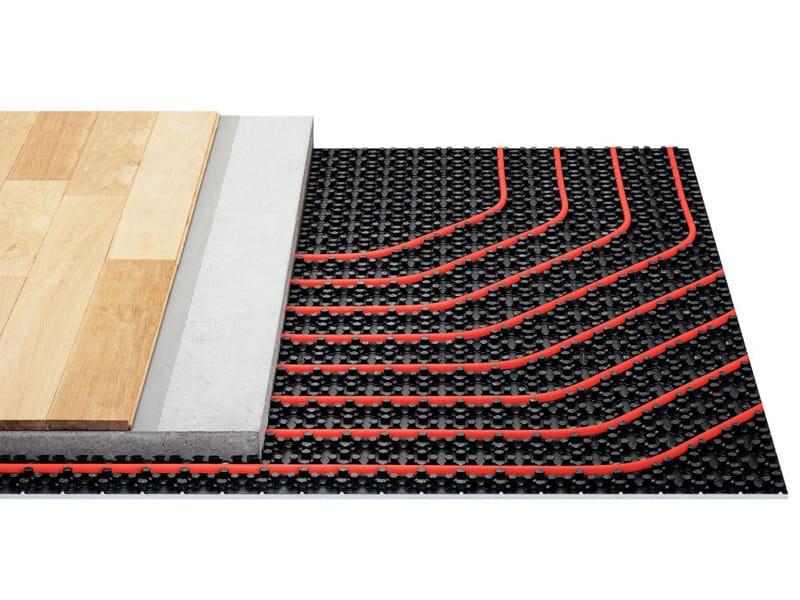 Radiant floor panel FONTERRA BASE 12/15 by Viega Italia