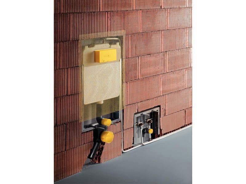 MONO SLIM e MONO TEC Montaggio di Viega Mono Tec WC e bidet ad incasso nella parete