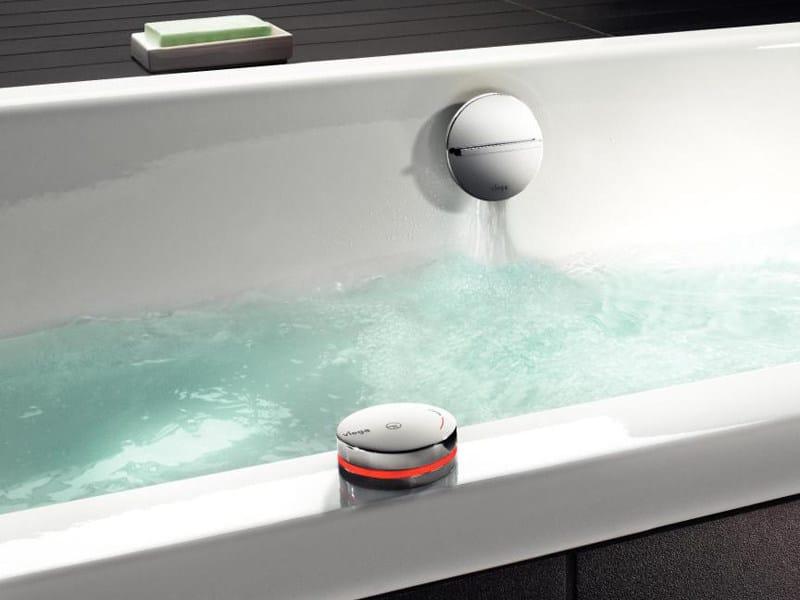Vasche Da Bagno Water : Vasche da bagno zucchetti kos kaos vasca a incasso idromassaggio