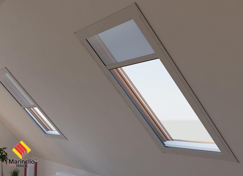 Skylight roller shade COMO by Marinello Tende