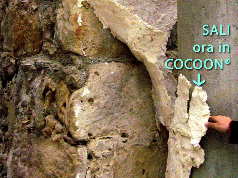 Soluble salt inhibitor Cocoon® Westox by TECNOVA GROUP®