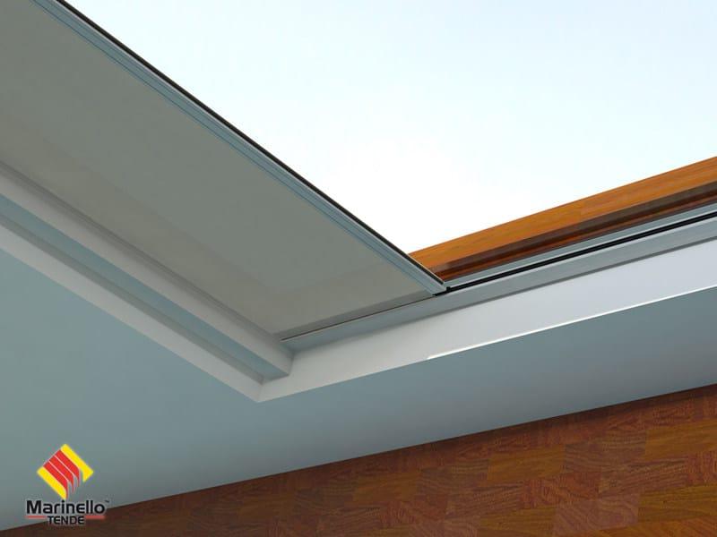 Dimming skylight shade COMO ZIP by Marinello Tende