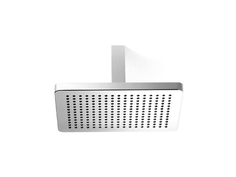 Ceiling mounted overhead shower with arm 28 795 710 | Overhead shower by Dornbracht