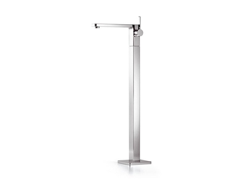 Floor standing single handle washbasin mixer LULU | Floor standing washbasin mixer by Dornbracht
