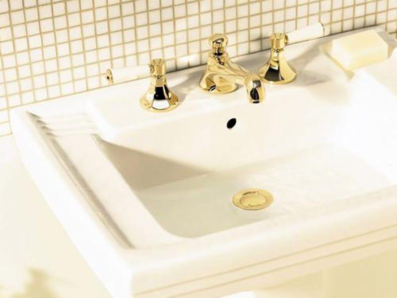MADISON FLAIR | Rubinetto per lavabo a 3 fori