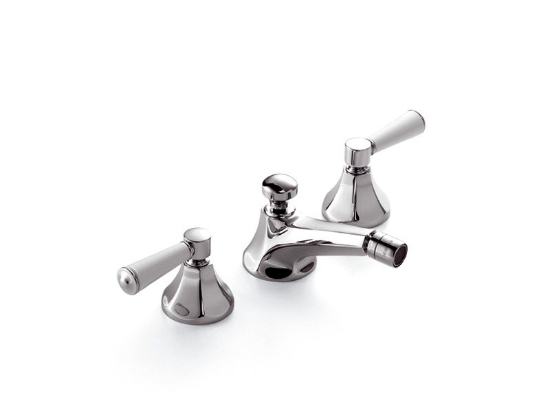 3 hole bidet tap MADISON FLAIR | 3 hole bidet tap by Dornbracht