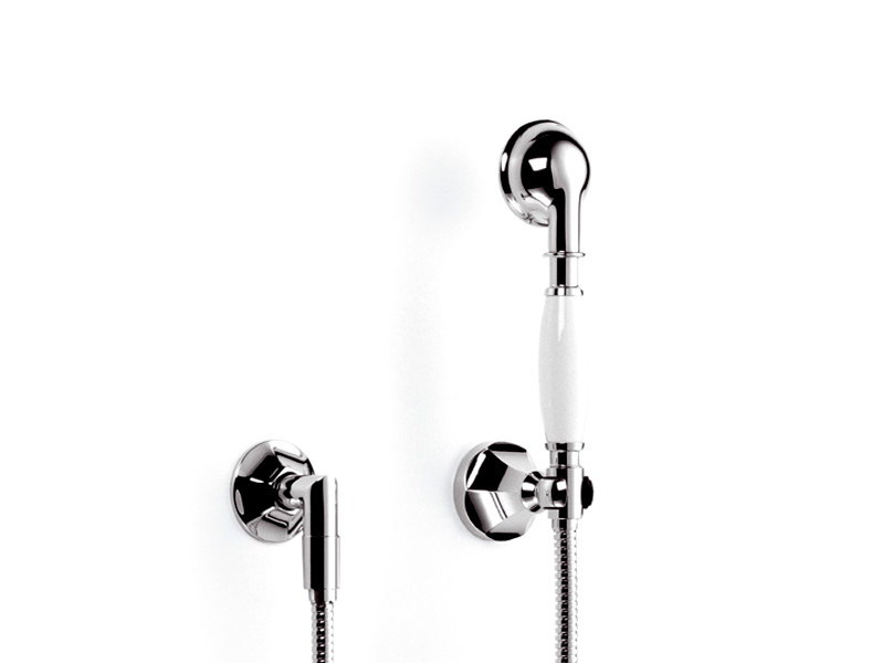 Wall-mounted handshower with hose MADISON FLAIR | Handshower by Dornbracht
