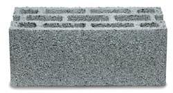 Thermal insulating concrete block TERMOBLOCCO DA INTONACO by SISTEMA TERMOBLOCCO