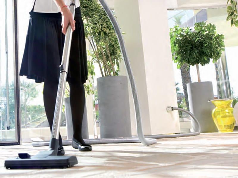Central vacuum cleaner KOMPATTA KT by AERTECNICA