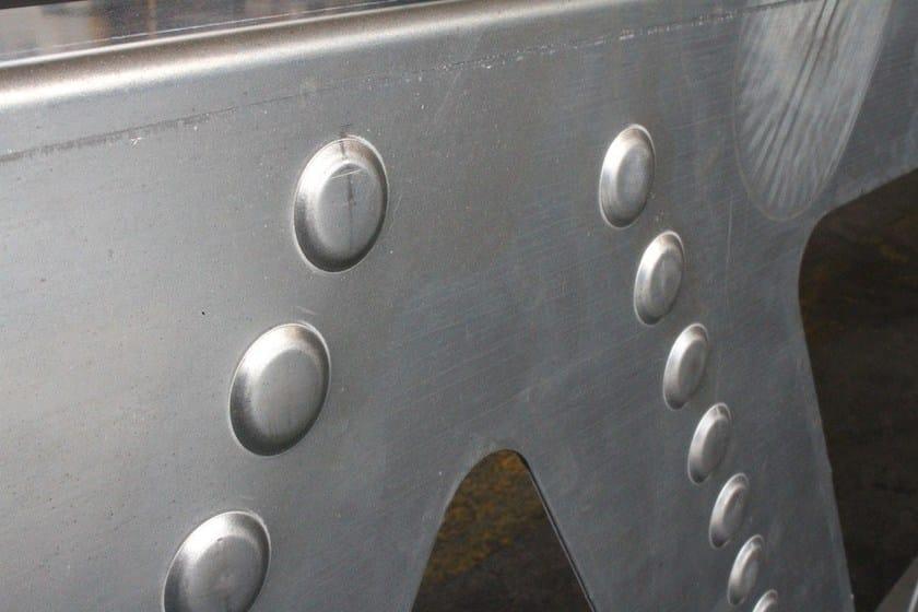 lamiere in acciaio punzonate