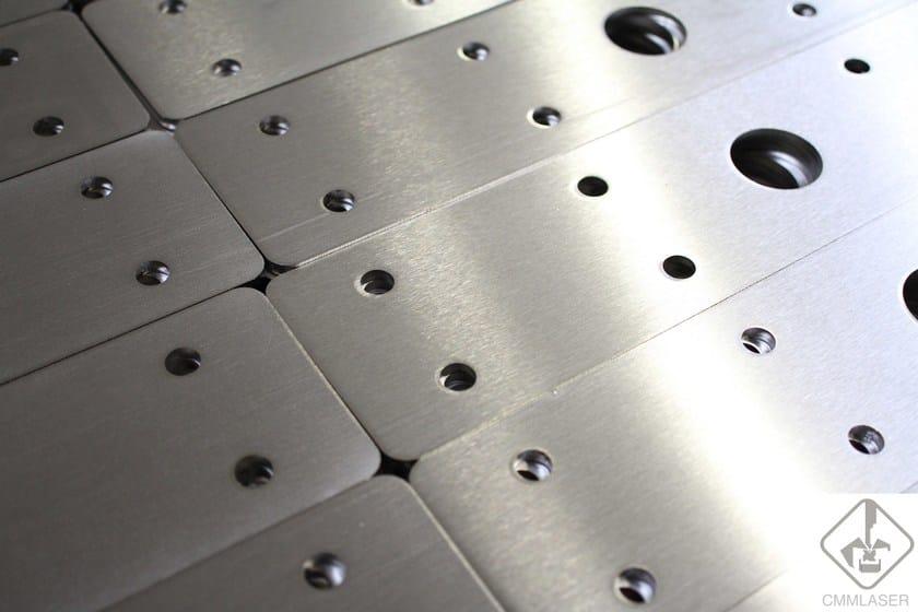 taglio laser acciaio inox