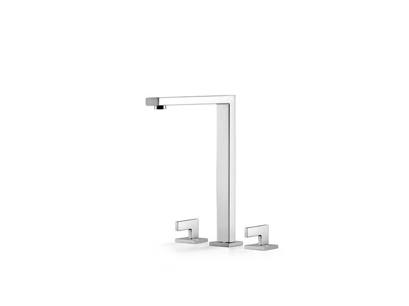 3 hole kitchen tap with individual rosettes 20 810 680 | Kitchen tap by Dornbracht