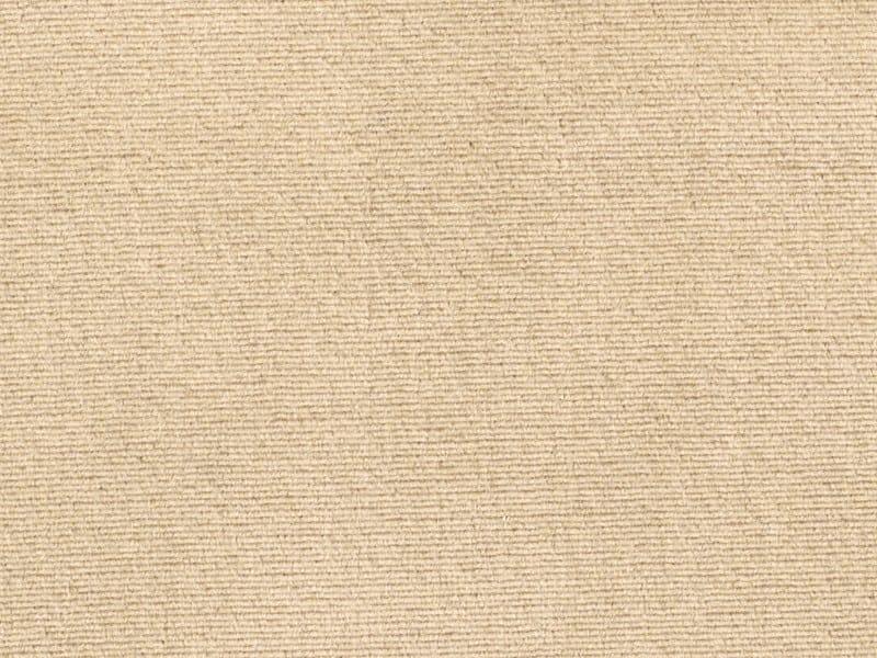 Solid-color fire retardant fabric SANSONE by Dedar
