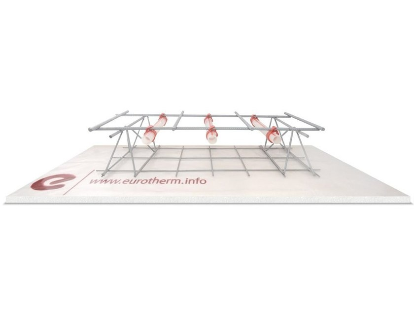 Radiant floor panel EUROINDUSTRY by Eurotherm