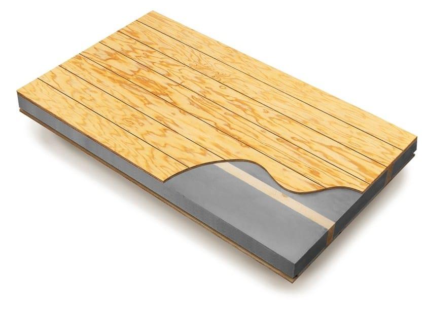 EPS thermal insulation panel Laripan® En 200 K by BELLOTTI