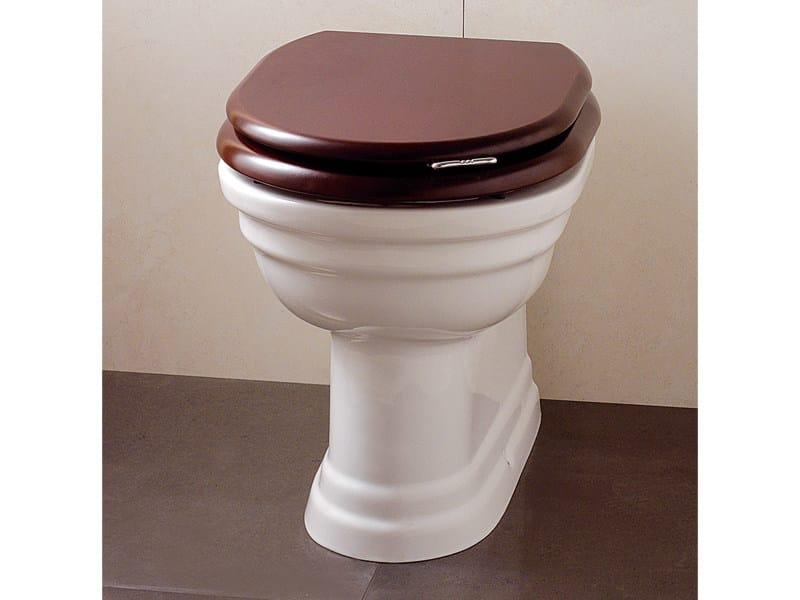 Ceramic toilet CLASSICA   Toilet by Devon&Devon