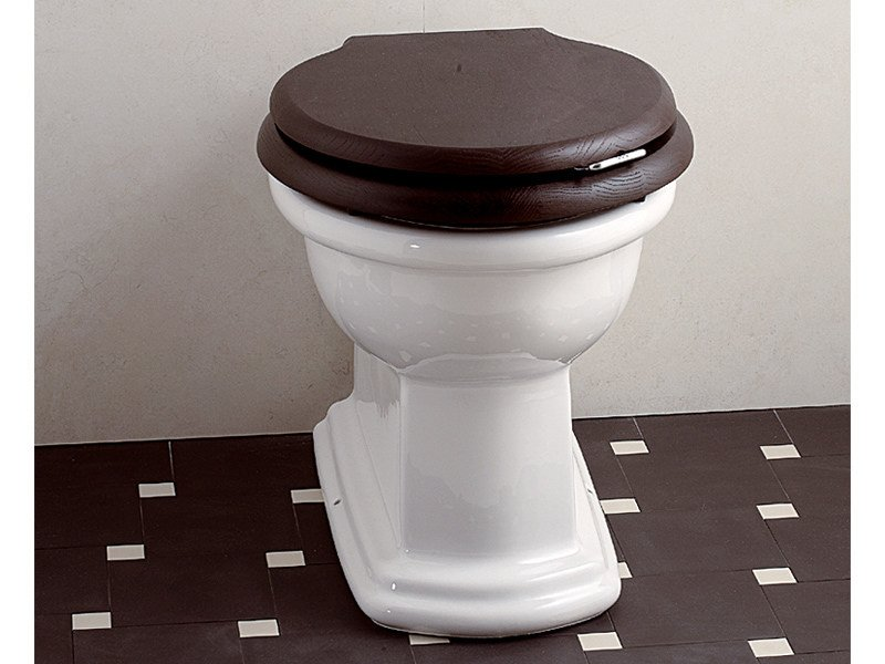 Ceramic toilet NEW ETOILE | Toilet by Devon&Devon